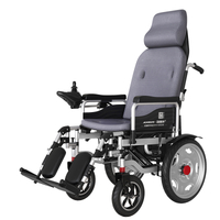 DLY-812 High Back Full Lying Electric Wheelchair
