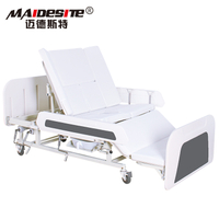 Maidesite E55 Manual Hospital Bed for Home Health Care